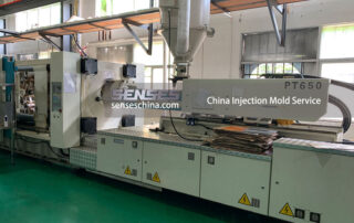 China Injection Mold Service