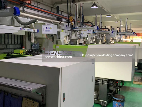 Plastic Injection Molding Company China
