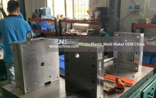 Plastic Mold Maker OEM China