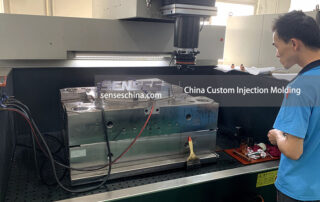 China Custom Injection Molding