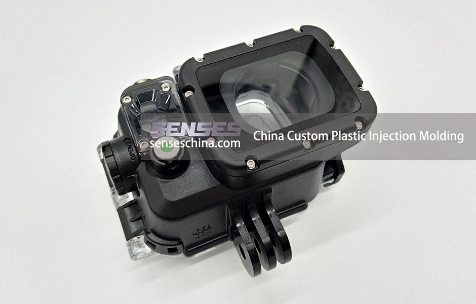 China Custom Plastic Injection Molding