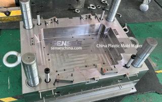 China Plastic Mold Maker