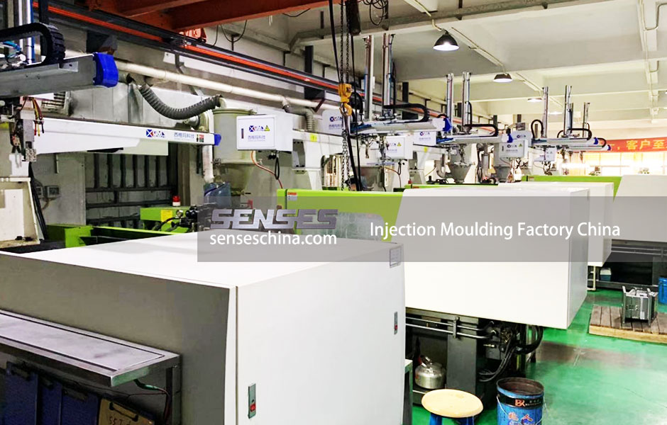 Injection Moulding Factory China