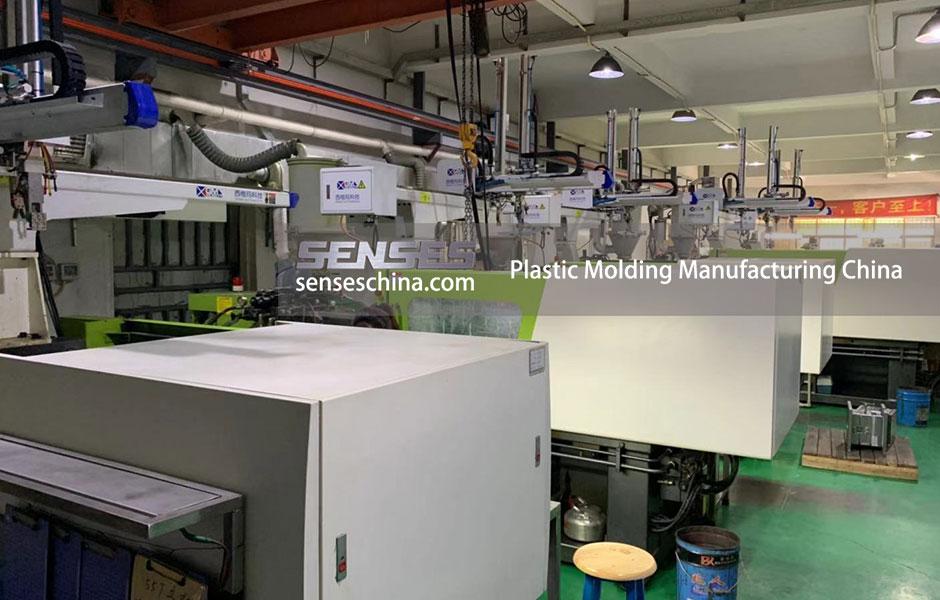 Plastic Molding Manufacturing China