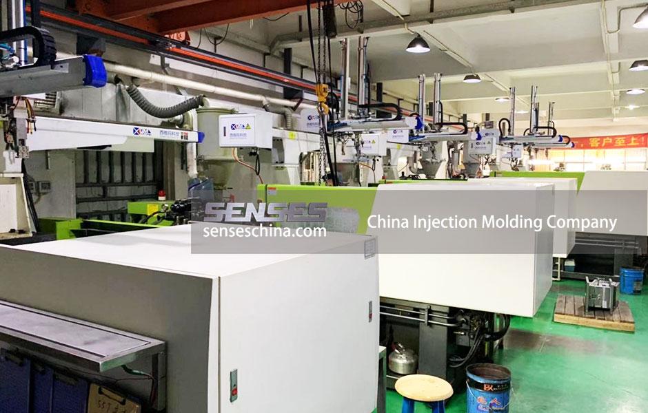 China Injection Molding Company