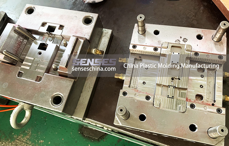 China Plastic Molding Manufacturing