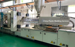 China Plastic Molding Services