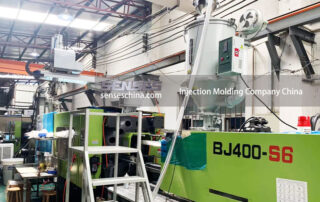 Injection Molding Company China