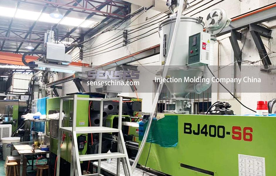 Injection Molding Company China