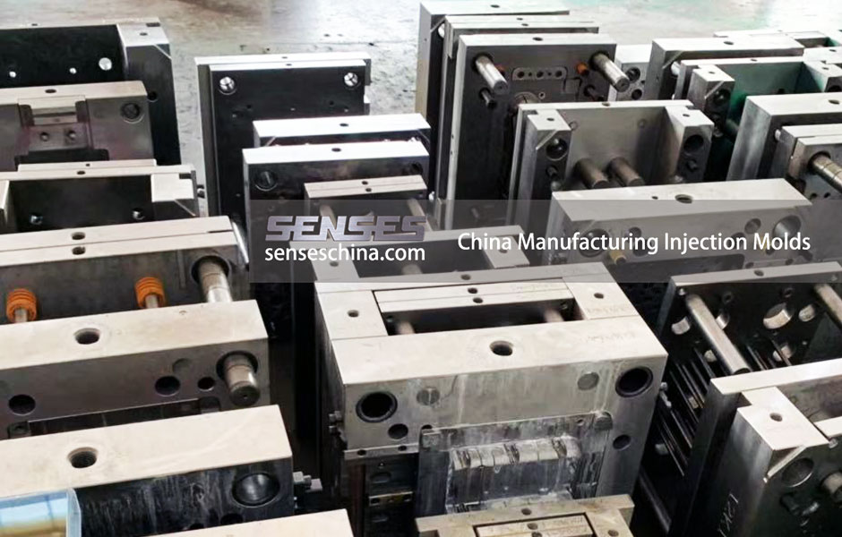 China Manufacturing Injection Molds