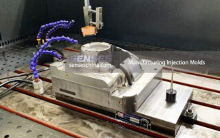 Manufacturing Injection Molds