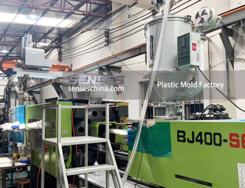 Plastic Mold Factory