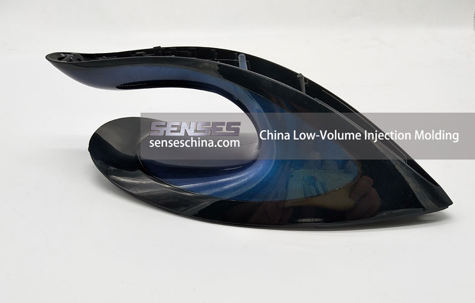 China Low-Volume Injection Molding