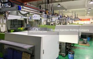Custom Injection Molding Company