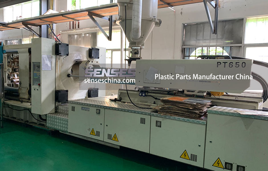 Plastic Parts Manufacturer China