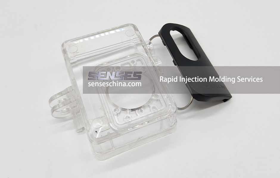 Rapid Injection Molding Services