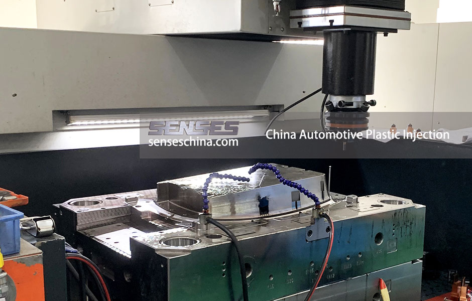 China Automotive Plastic Injection Mould