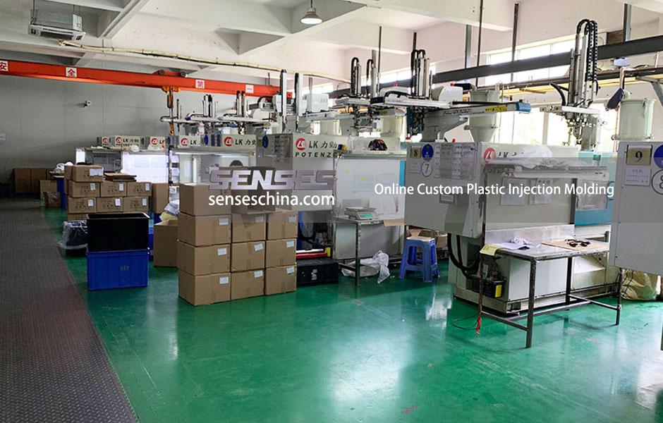 Online Custom Plastic Injection Molding