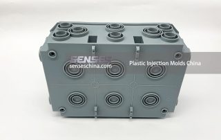 Plastic Injection Molds China
