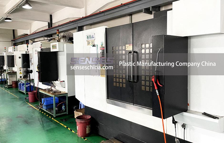 Plastic Manufacturing Company China