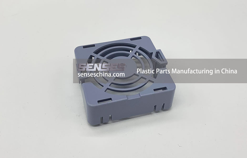 Plastic Parts Manufacturing in China